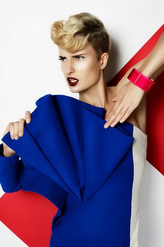 Татьяна Авдеева визажист Москва Tatiana Avdeeva  makeup artist Moscow Fashion photo