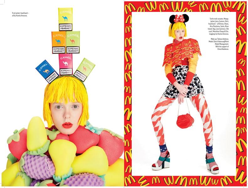 fashion Татьяна Авдеева визажист Москва Tatiana Avdeeva makeup artist Moscow Fashion photo